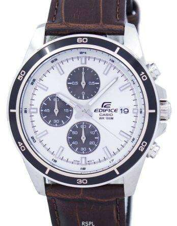 Casio Edifice Chronograph Quartz EFR-526L-7AV Men's Watch