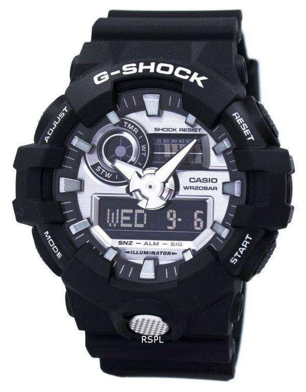 casio g shock analog digital 200m ga 710 1a men 39 s watch downunderwatches. Black Bedroom Furniture Sets. Home Design Ideas