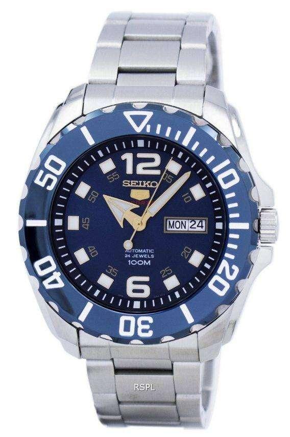 Seiko 5 Sports Automatic SRPB37 SRPB37K1 SRPB37K Men's Watch 1