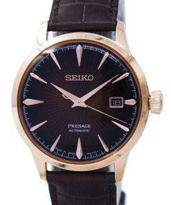 Seiko Presage Cocktail Automatic Japan Made SRPB46 SRPB46J1 SRPB46J Men's Watch