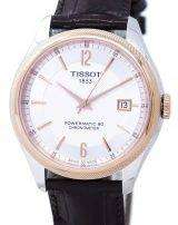 Tissot T-Classic Ballade Powermatic 80 T108.408.26.037.00 T1084082603700 Men's Watch