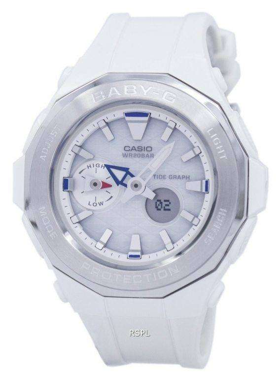 Casio Baby-G Glamping Shock Resistant Tide graph BGA-225-7A Women's Watch 1