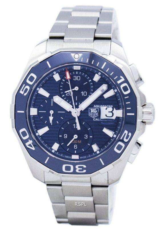 TAG Heuer Aquaracer Chronograph Automatic CAY211B