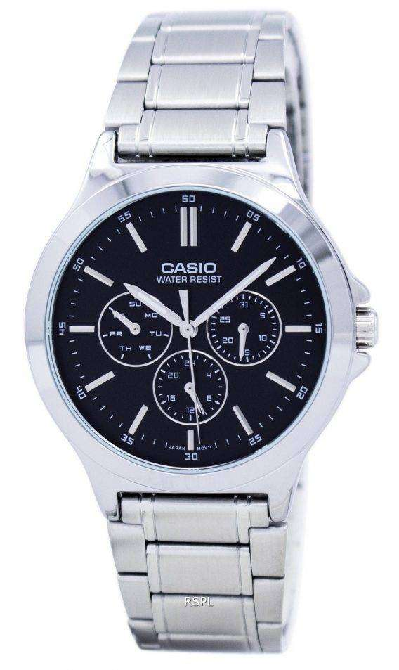 Casio Analog Quartz MTP-V300D-1AUDF Men's Watch 1