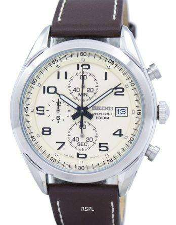 Seiko Chronograph Quartz SSB273 SSB273P1 SSB273P Men's Watch