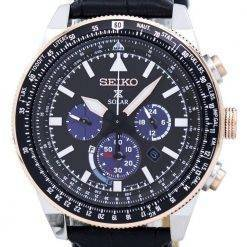 Seiko Prospex Solar Chronograph SSC611 SSC611P1 SSC611P Men's Watch