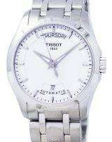 Tissot T-Classic Couturier Automatic T035.407.11.031.00 T0354071103100 Men's Watch