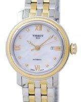 Tissot T-Classic Bridgeport Automatic T097.007.22.116.00 T0970072211600 Women's Watch