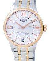 Tissot Chemin Des Tourelles Powermatic 80 T099.207.22.118.01 T0992072211801 Women's Watch