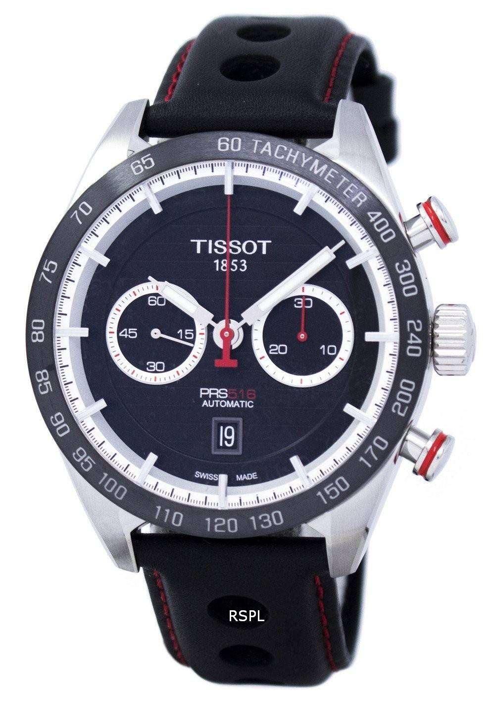 tissot t sport prs 516 chronograph automatic. Black Bedroom Furniture Sets. Home Design Ideas