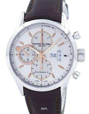 Raymond Weil Geneve Freelancer Chronograph Automatic 7730-STC-65025 Men's Watch