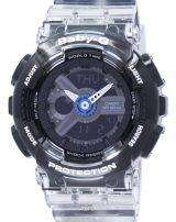 Casio Baby-G Shock Resistant World Time Analog Digital BA-110JM-1A Women's Watch
