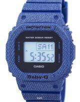 Casio Baby-G Denim'd Alarm Digital 200M BGD-560DE-2 Women's Watch
