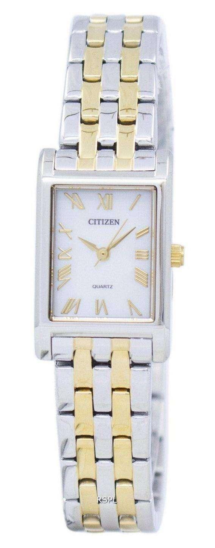 Citizen Analog Quartz EJ6124-53D Women's Watch 1