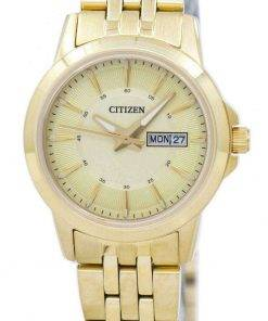 Citizen Quartz Analog EQ0603-59P Women's Watch