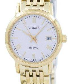 Citizen Eco-Drive Analog EW1582-54A Women's Watch