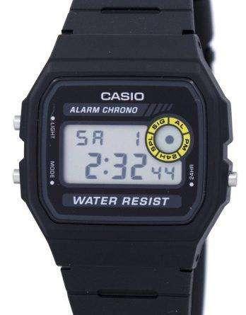 Casio Chrono Alarm Digital F-94WA-8 Men's Watch