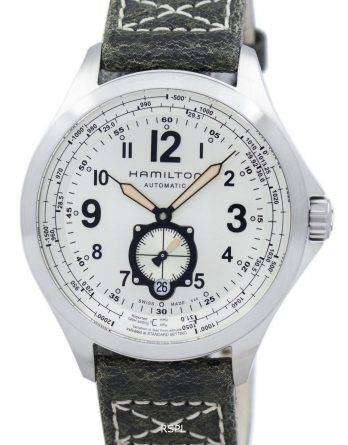 Hamilton Khaki Avaition QNE Auto H76655723 Men's Watch