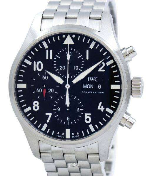IWC Pilot's Chronograph Automatic IW377710 Men's Watch