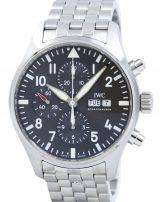 IWC Pilot's Spitfire Chronograph Automatic IW377719 Men's Watch