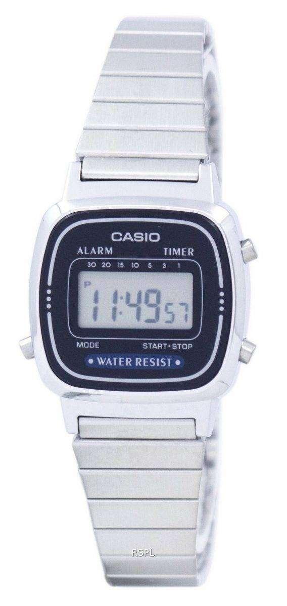 Casio Alarm Digital LA-670WA-2D Women's Watch 1