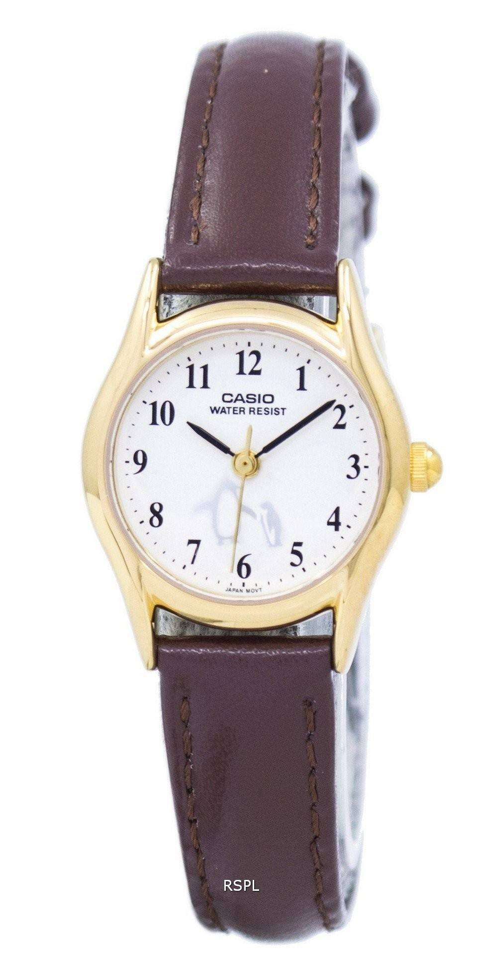 2a6305018c3 Casio Quartz Penguin Dial Analog LTP-1094Q-7B6 Women s Watch 1 ...