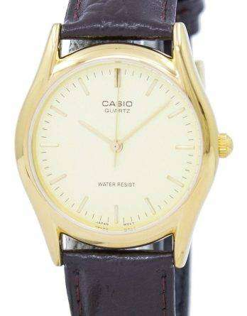 Casio Quartz MTP-1094Q-9A Men's Watch