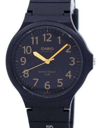 Casio Analog Quartz MW-240-1B2V Men's Watch