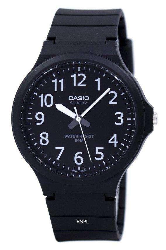 Casio Analog Quartz MW-240-1BV Men's Watch 1