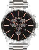 Nixon Sentry Chrono Quartz A386-2064-00 Men's Watch