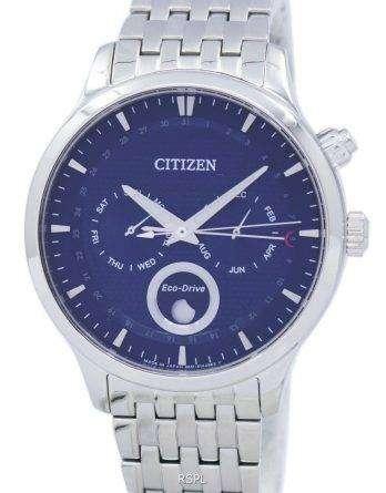 Citizen Eco-Drive Moon Phase Japan Made AP1050-56L Men's Watch