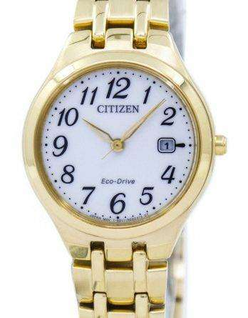 Citizen Corso Eco-Drive EW2482-53A Women's Watch