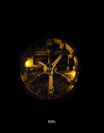Casio G-Shock Analog Digital 200M GA-500-1A Men's Watch