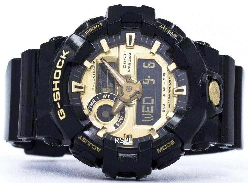 Casio g shock ga 710gb 1a