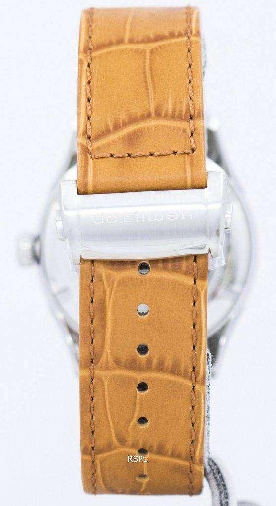 Hamilton Jazzmaster Viewmatic Open Heart Automatic H32705541 Men's Watch