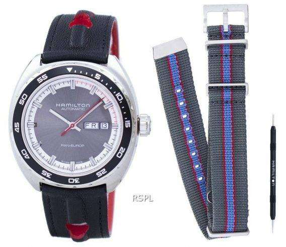 Hamilton American Classic Pan Europ Automatic H35415781 Men's Watch