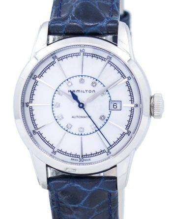 Hamilton American Classic Railroad Automatic H40405691 Women's Watch