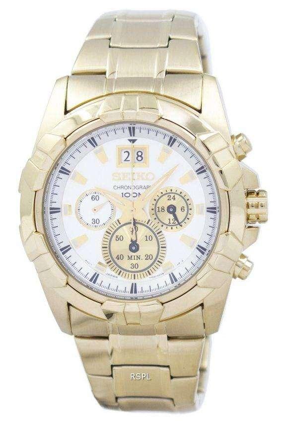 Seiko Chronograph Quartz SPC190 SPC190P1 SPC190P Men's Watch 1