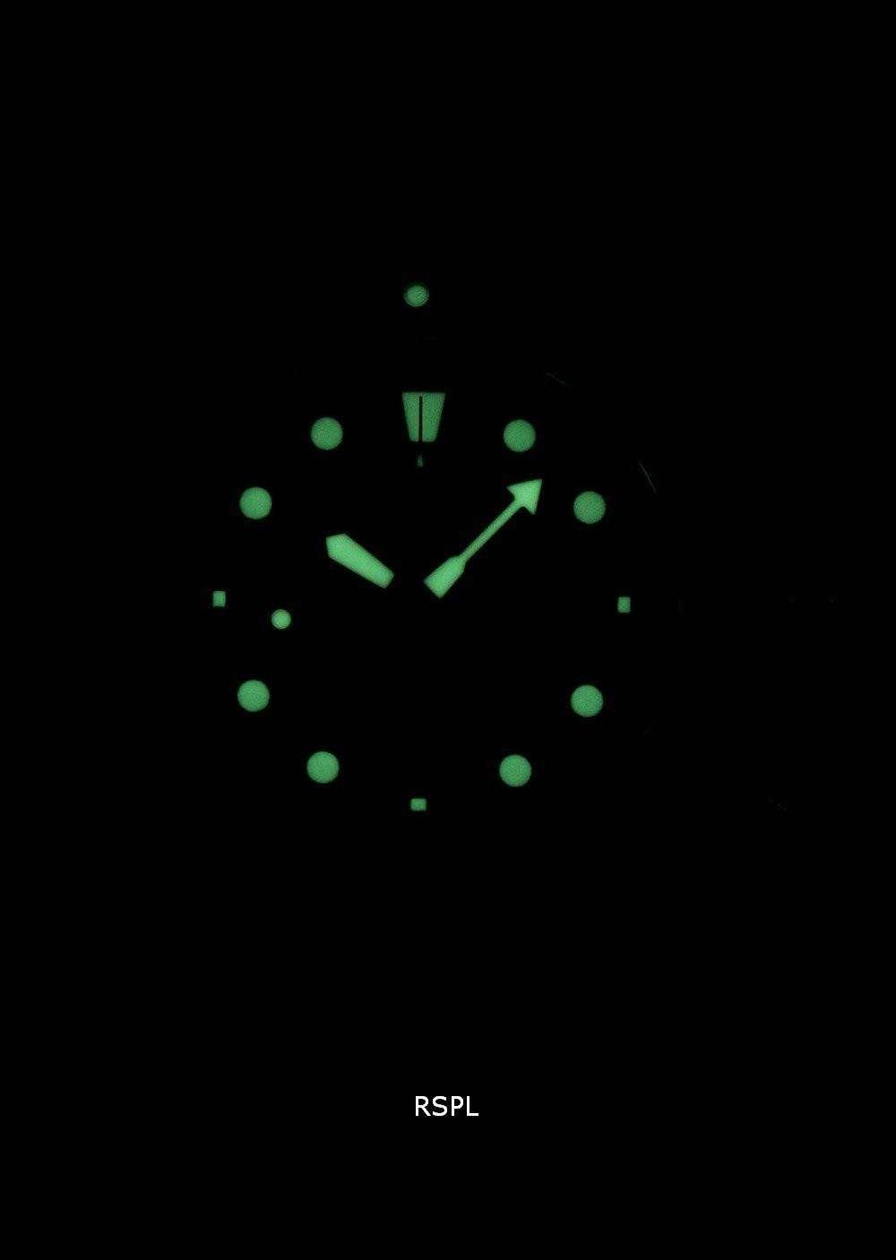 Seiko Prospex Diver's Solar Chronograph 200M SSC617 SSC617P1 SSC617P Men's Watch