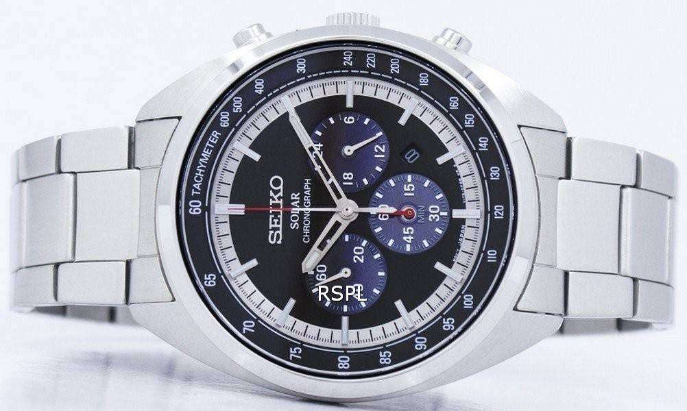 seiko solar chronograph tachymeter ssc621 ssc621p1 ssc621p. Black Bedroom Furniture Sets. Home Design Ideas