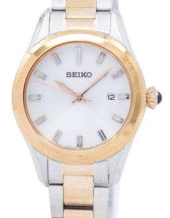 Seiko Premier Quartz SXDF68 SXDF68P1 SXDF68P Women's Watch