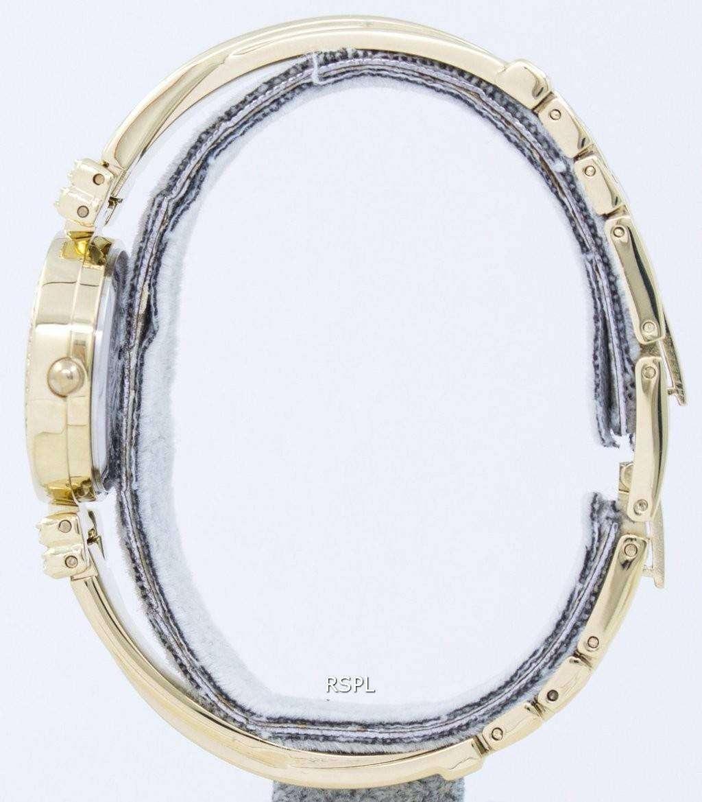 Anne Klein Quartz Swarovski Crystal 1868GBST Women's Watch