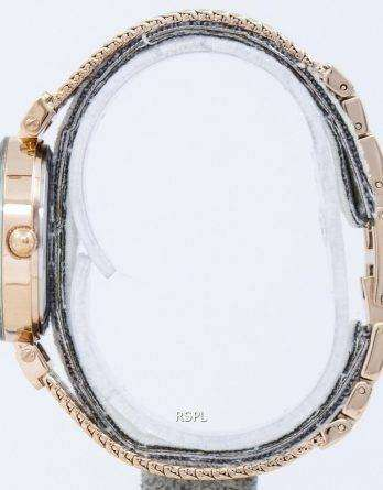Anne Klein Quartz Swarovski Crystal 1906RGRG Women's Watch