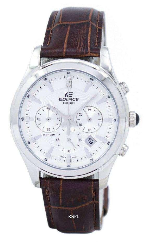 Casio Edifice Chronograph EFR-517L-7AV EFR-517L-7A Mens Watch