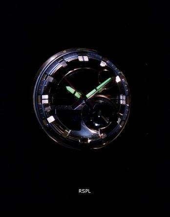 Casio G-Shock G-Steel Analog Digital World Time GST-210B-4A Men's Watch