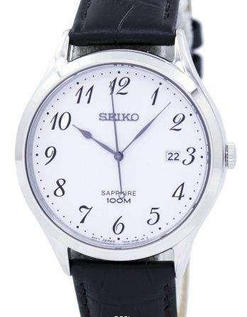 Seiko Classic Analog Quartz SGEH75 SGEH75P1 SGEH75P Men's Watch