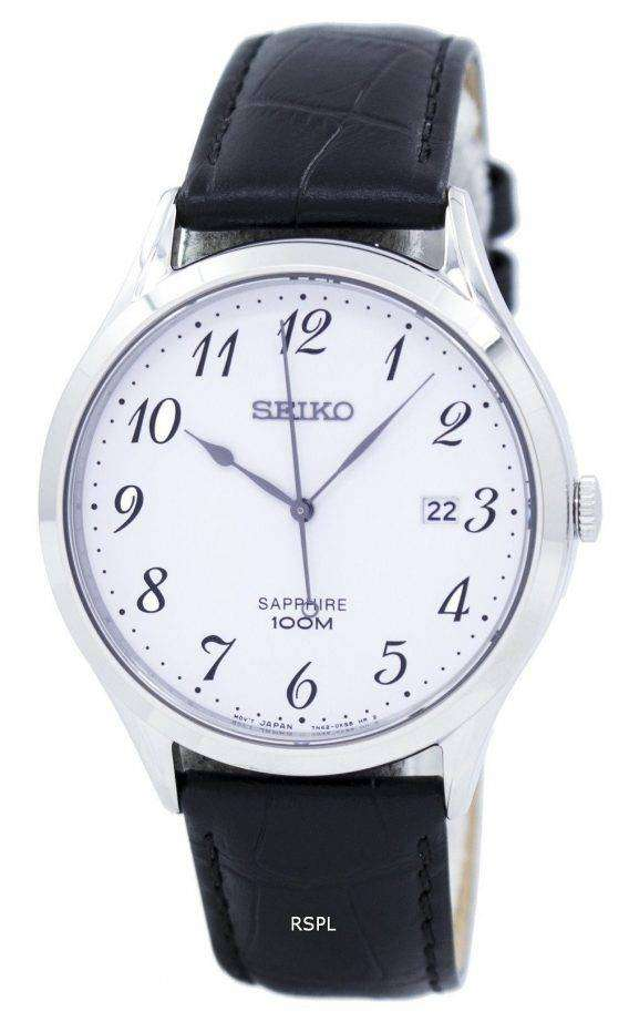 Seiko Classic Analog Quartz SGEH75 SGEH75P1 SGEH75P Men's Watch 1