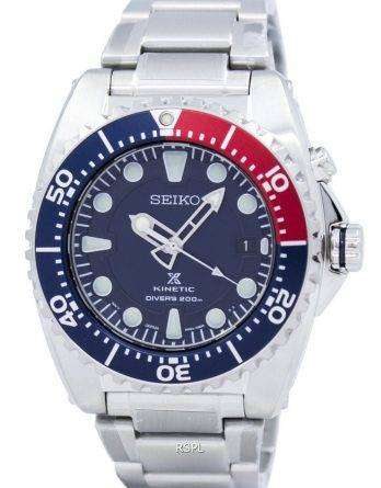 Seiko Prospex Diver's 200M Kinetic SKA759 SKA759P1 SKA759P Men's Watch