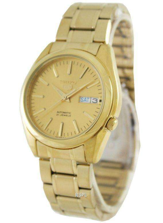 Seiko 5 21 Jewels Automatic SNKL48K1 SNKL48K SNKL48 Mens Watch 1