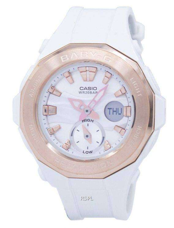 Casio Baby-G World Time Analog Digital BGA-220G-7ADR BGA220G-7ADR Women's Watch 1